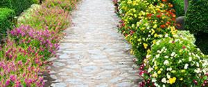 aanleggen van tuin